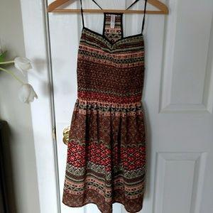 Dresses & Skirts - Printed Racerback Sundress